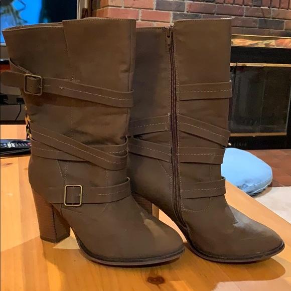 Kohl's Shoes   Mid Calf Boots   Poshmark